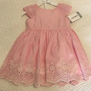 NWT Carter's dress -bundle &save